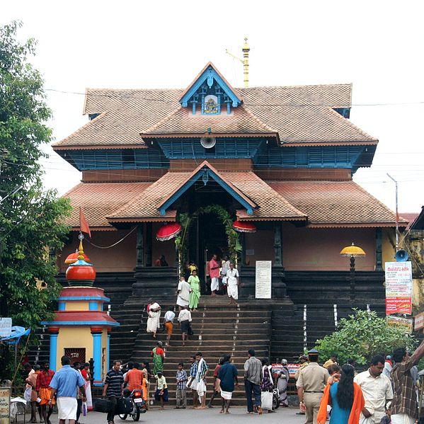Parthasarathi Temple