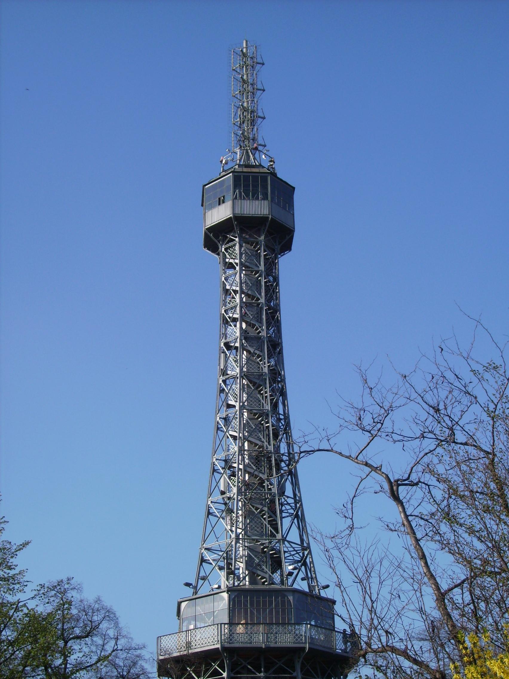 Petrín Tower (Rozhledna)