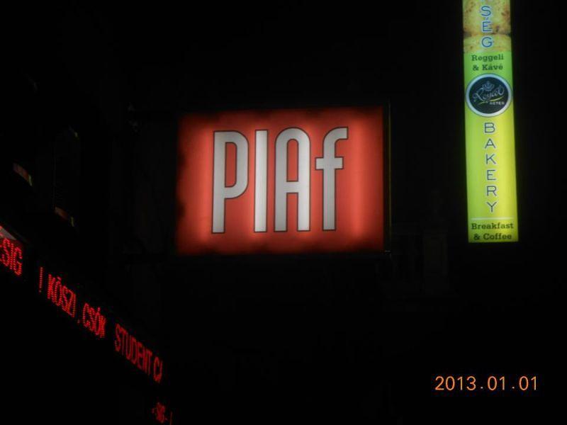 Piaf Club