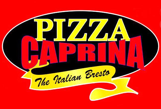 Pizza Caprina