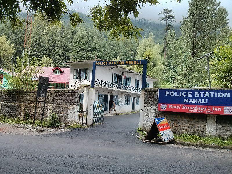 Police Station Manali