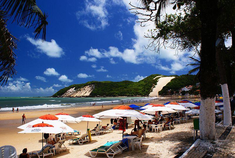 Ponta Negra Beach