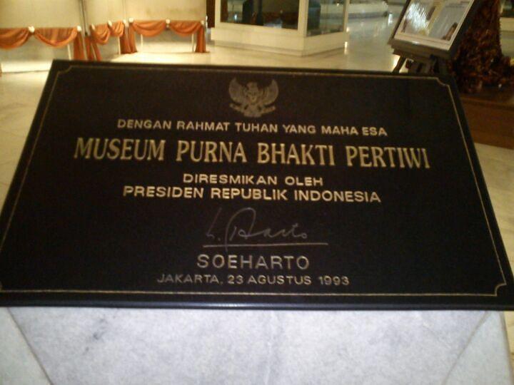 Purna Bhakti Pertiwi Museum