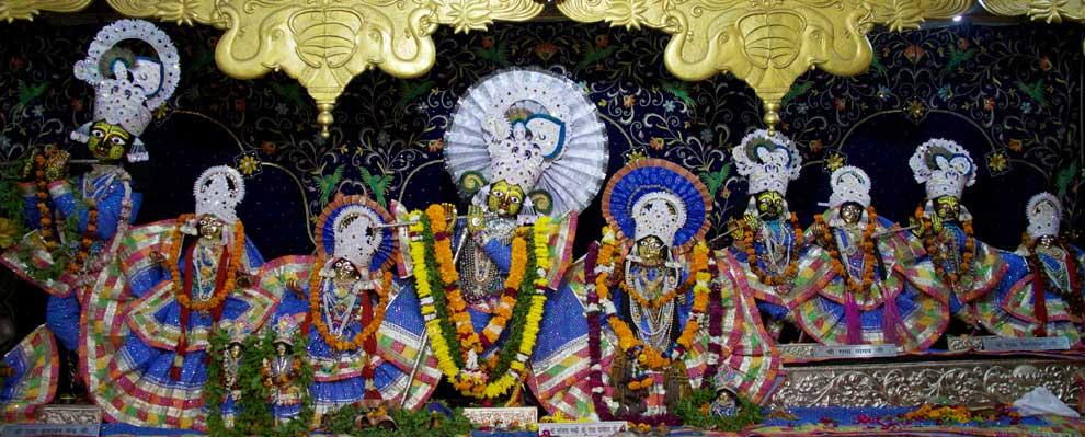 Radha Damodar Temple
