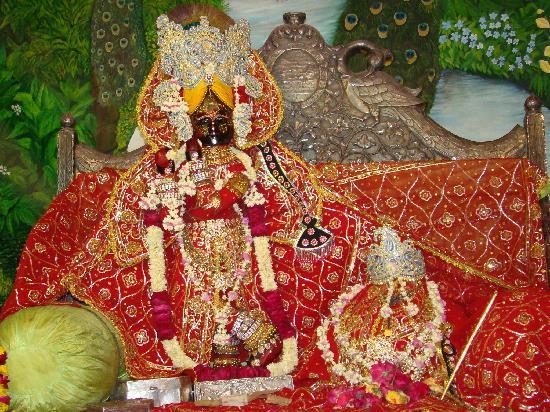 Radhavallabh Vrindavan Temple