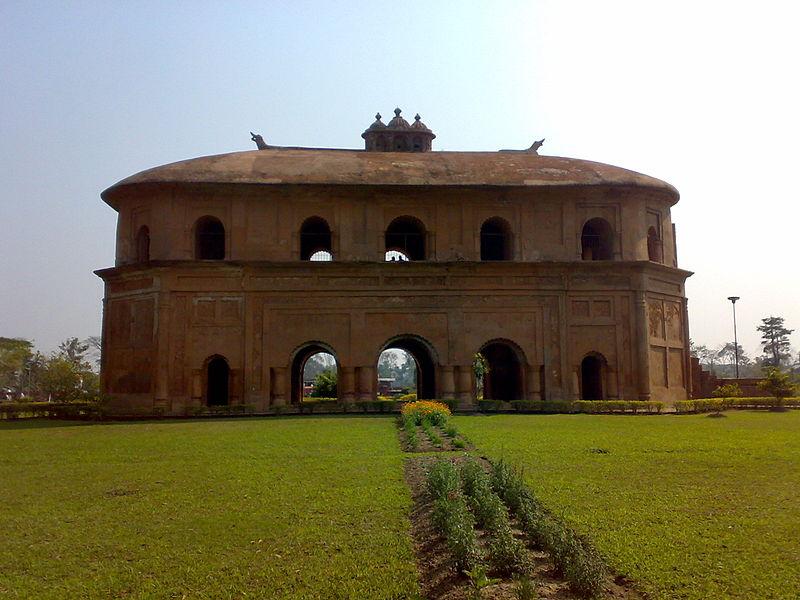 Rang Ghar Pavillion