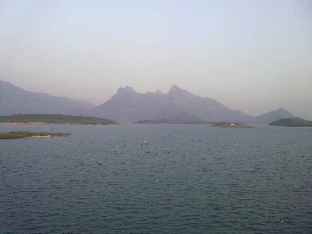 Reservoir, Malampuzha