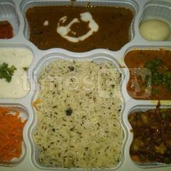 Rice & Roti