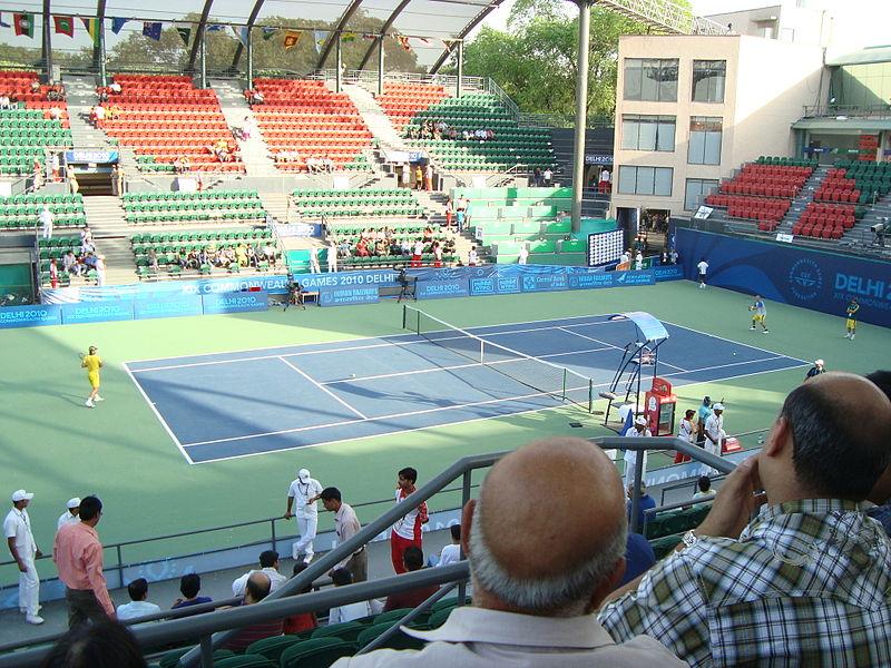 R.K. Khanna Tennis Complex
