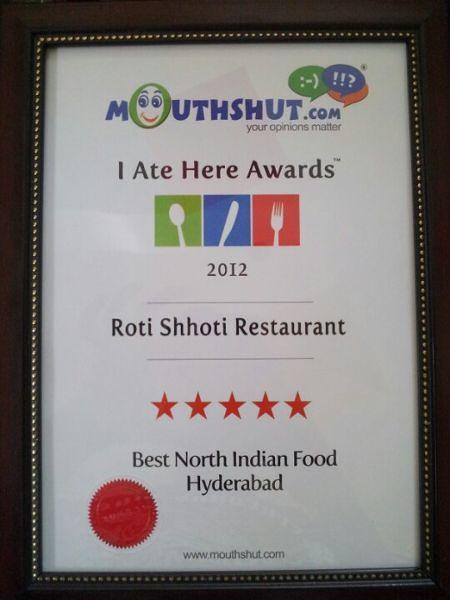 Roti Shotti