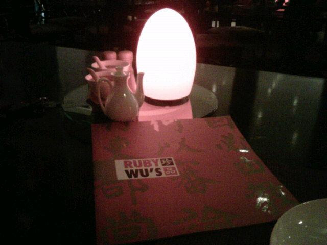 Ruby Wu's
