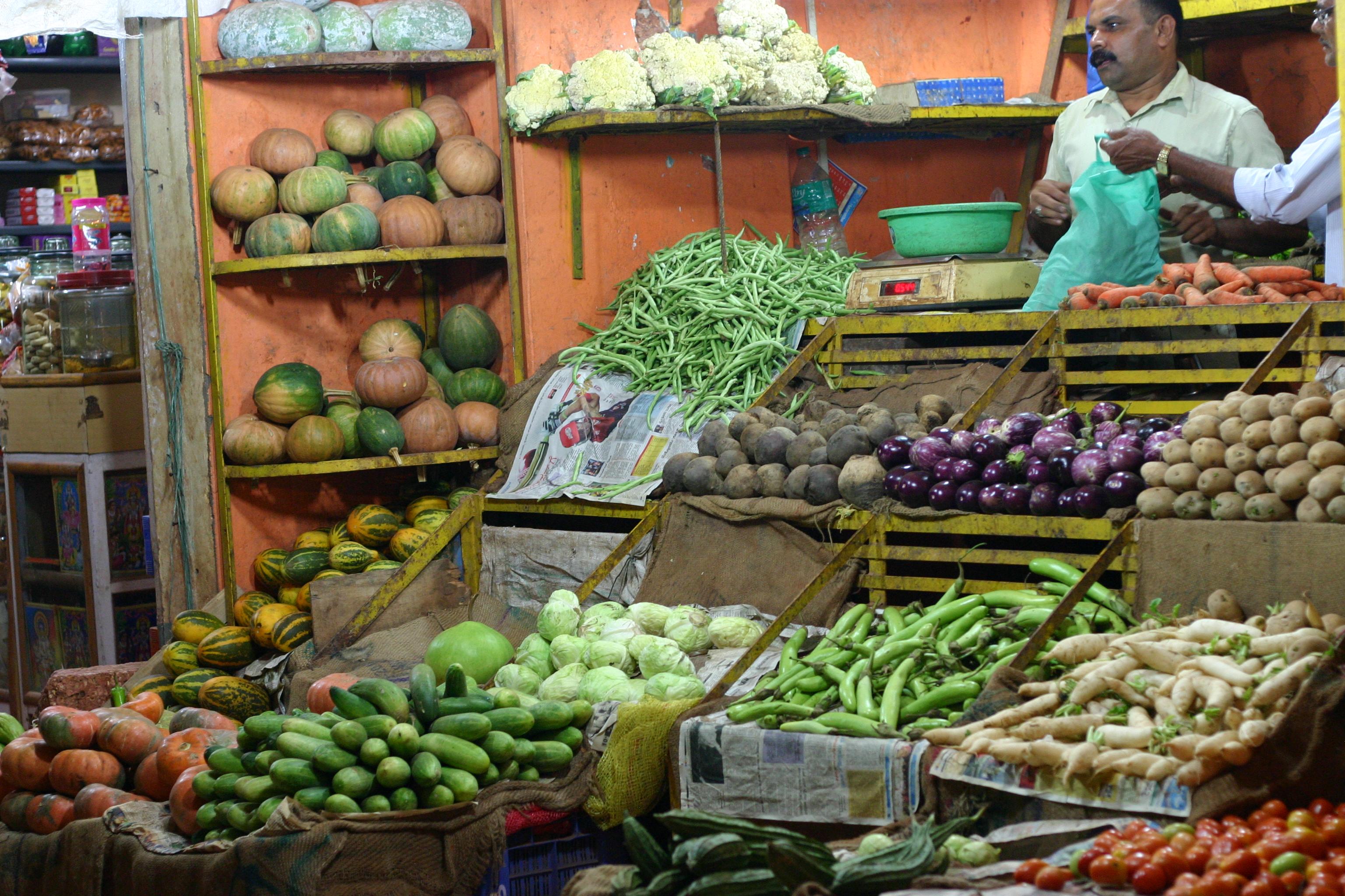 Rythu Bazaar