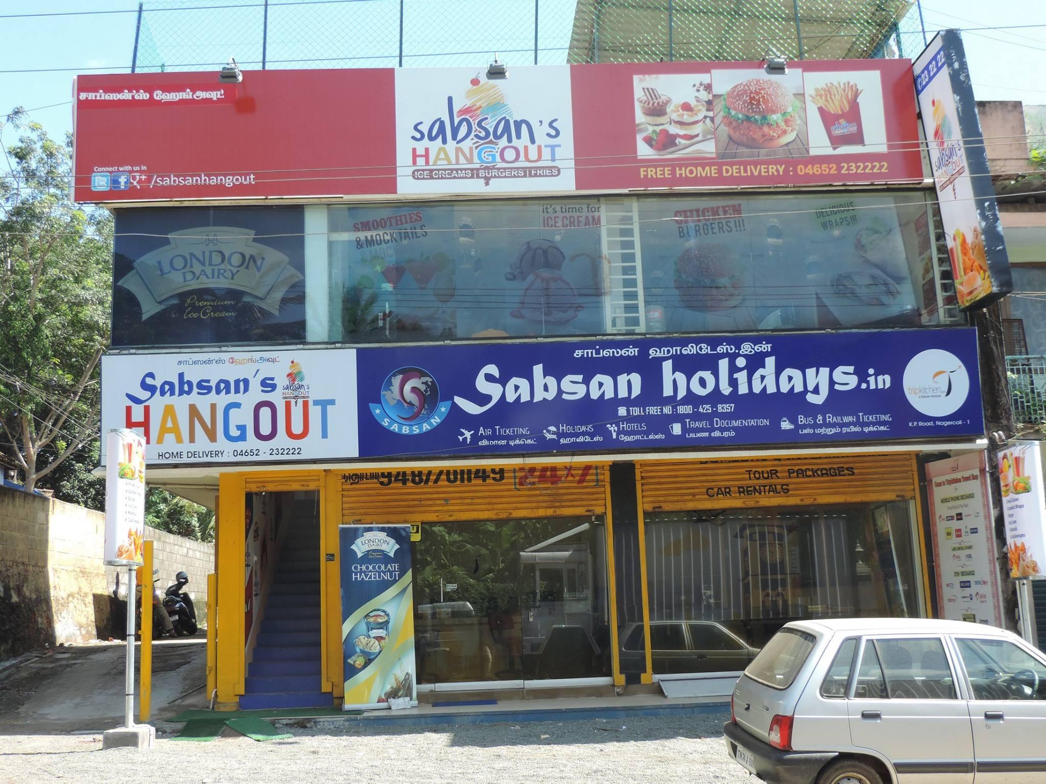 Sabsan's Hangout