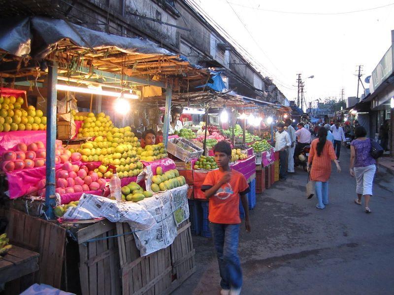 Sakchi Market