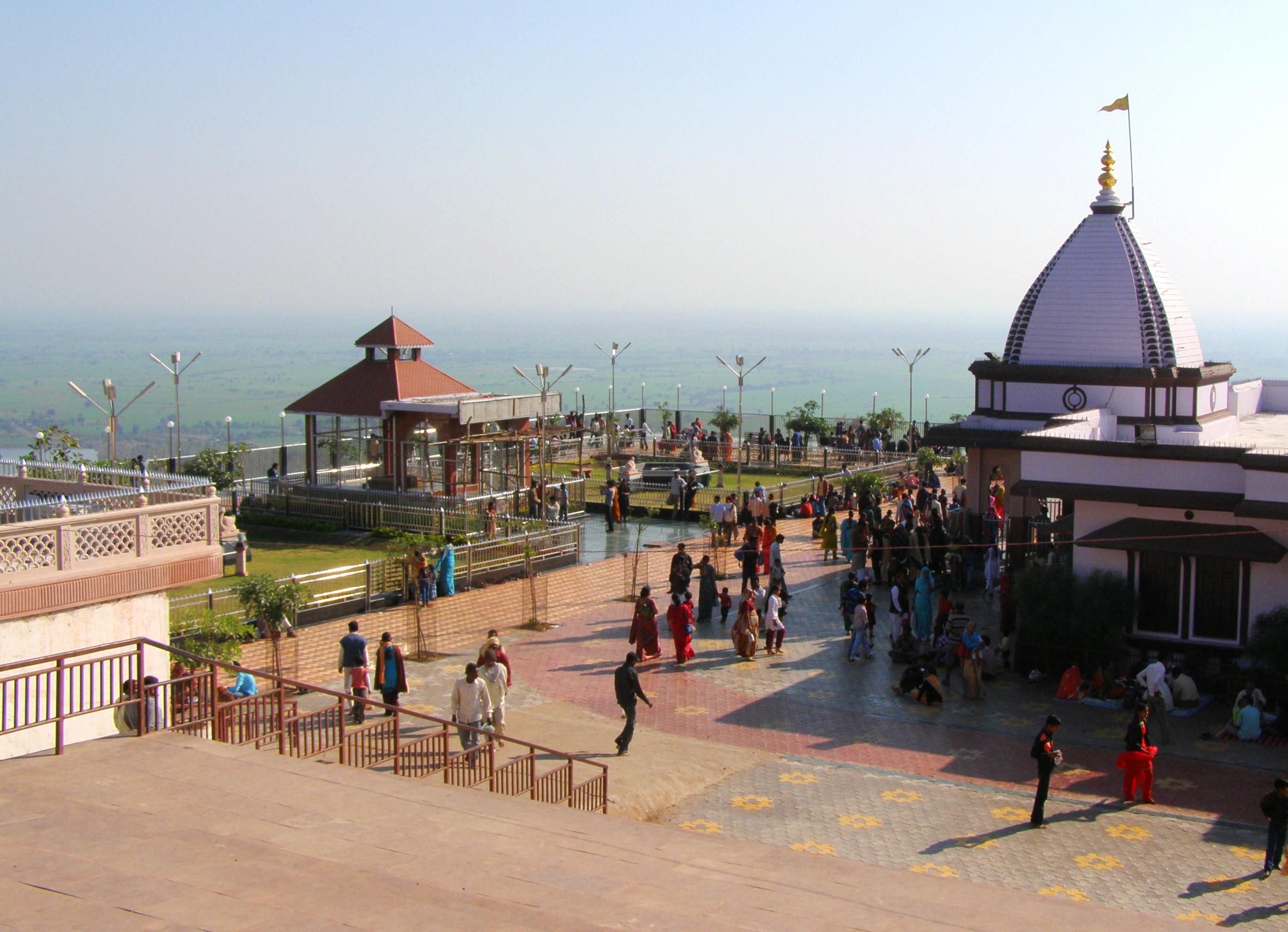 Salkanpur Temple