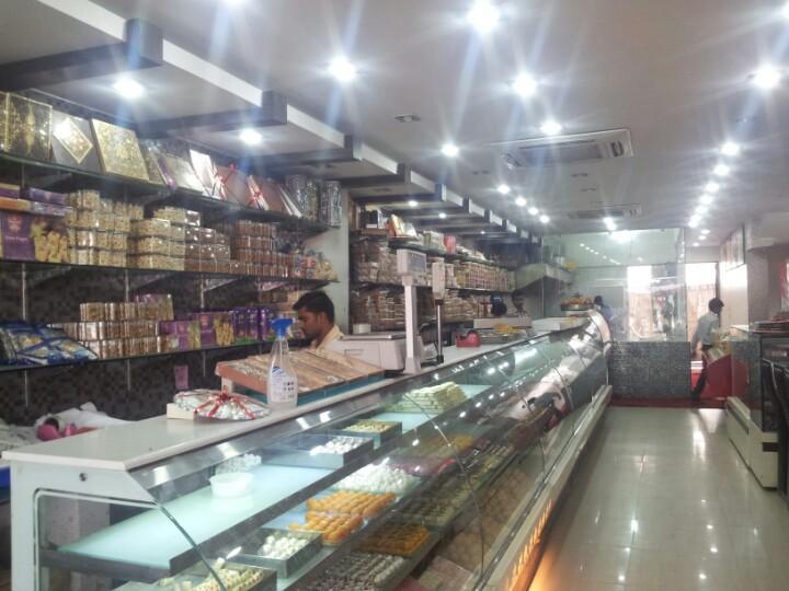 Samrat Sweets Bakery & Snaks