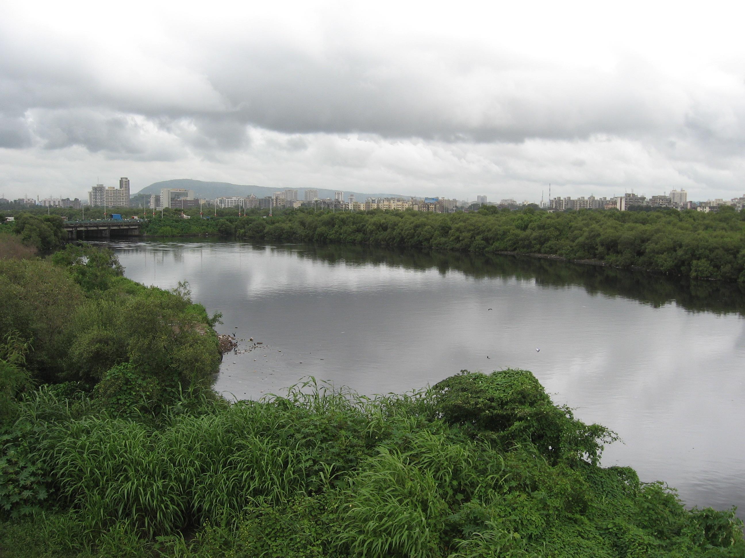 Sarovar Vihar Lake