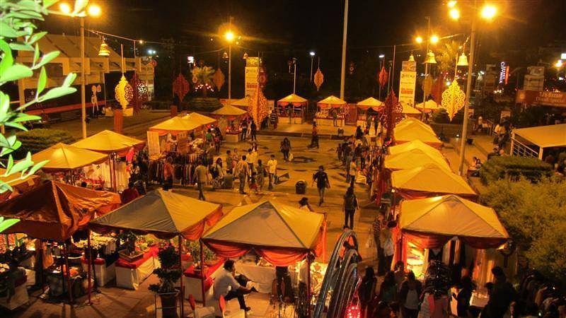 Select Citywalk Diwali Mela