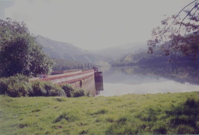 Sethuparvathipuram Dam