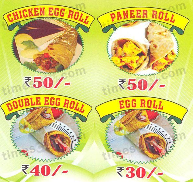 Shahi Roll Corner