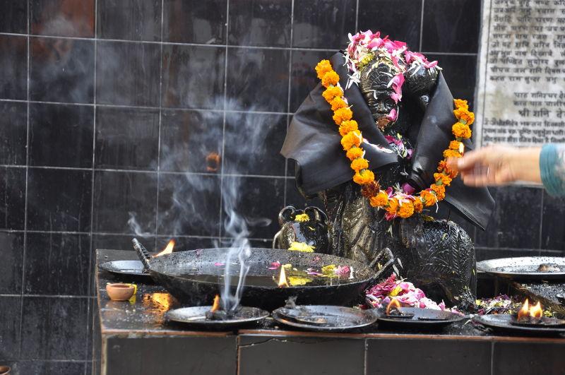 Shani Maharaj Temple (Shingnapur)