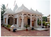 Shantidham Jain Temple