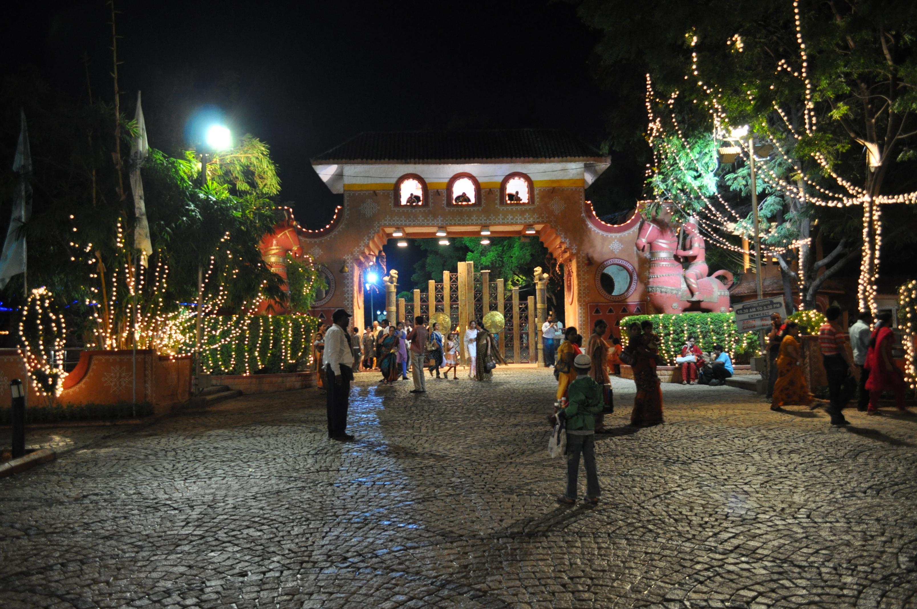 Shilparamam Cultural Society