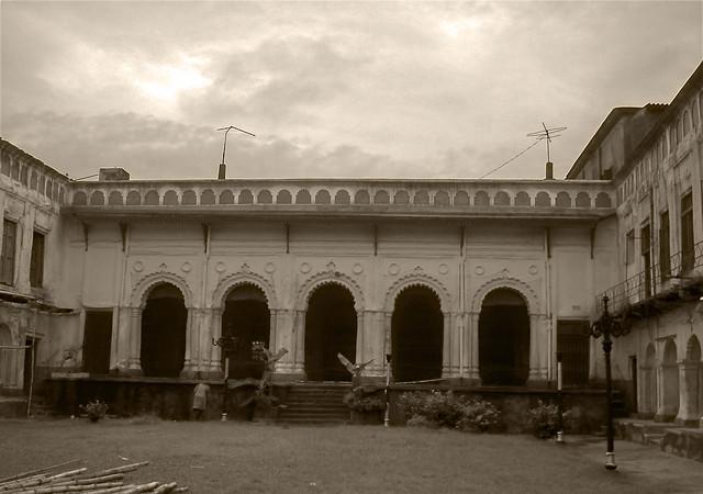 Shobhabajar Rajbari