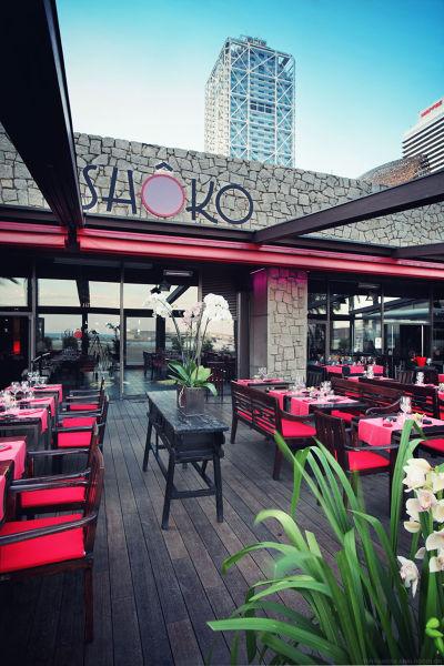 Shoko Beach Front Restaurant