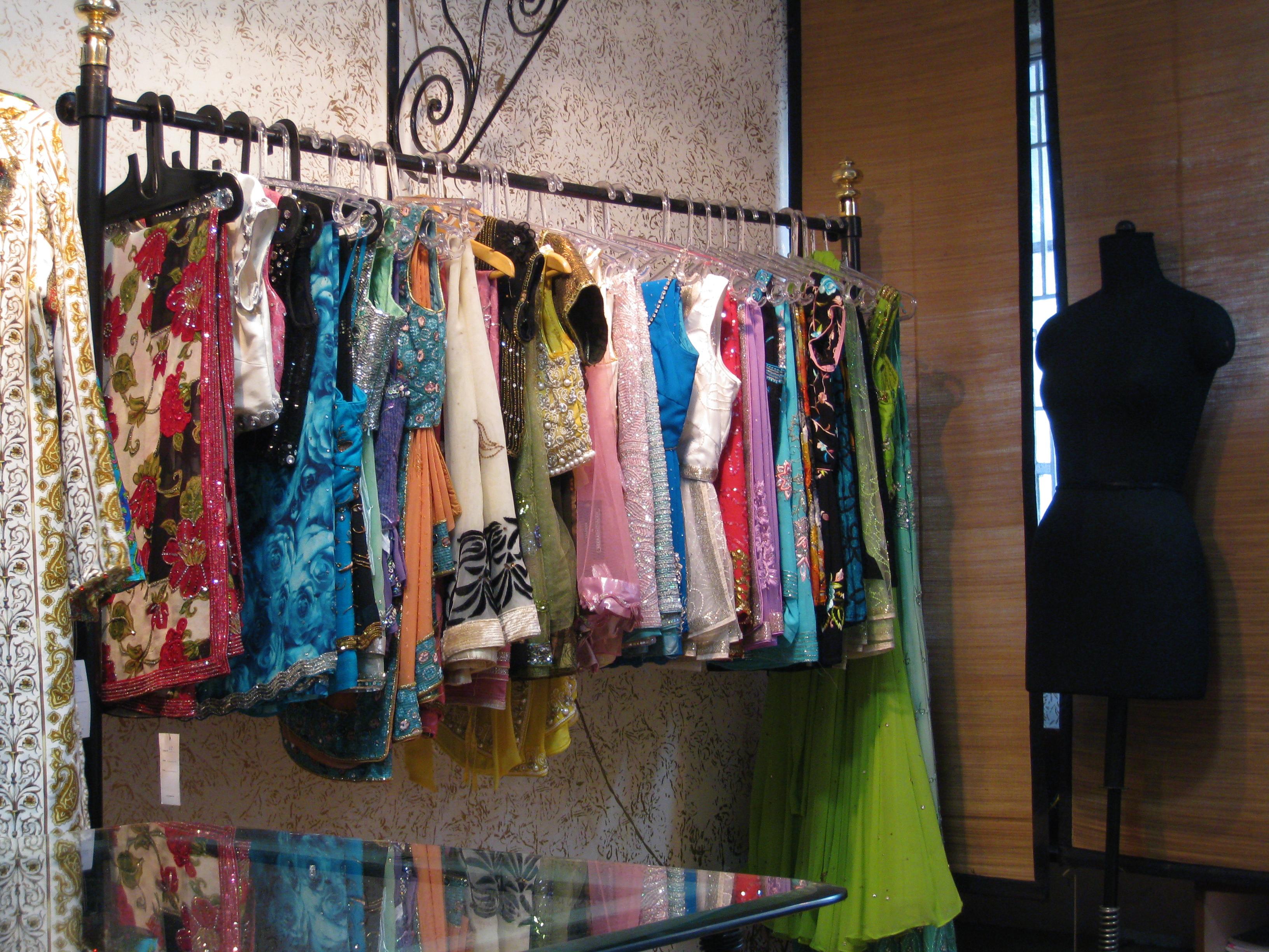 Shopping at Kalyan Nagar