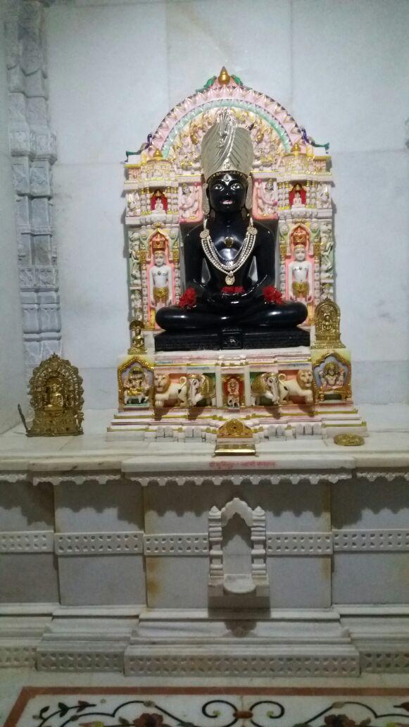 Shree Munisuvrat Swami Jain Temple