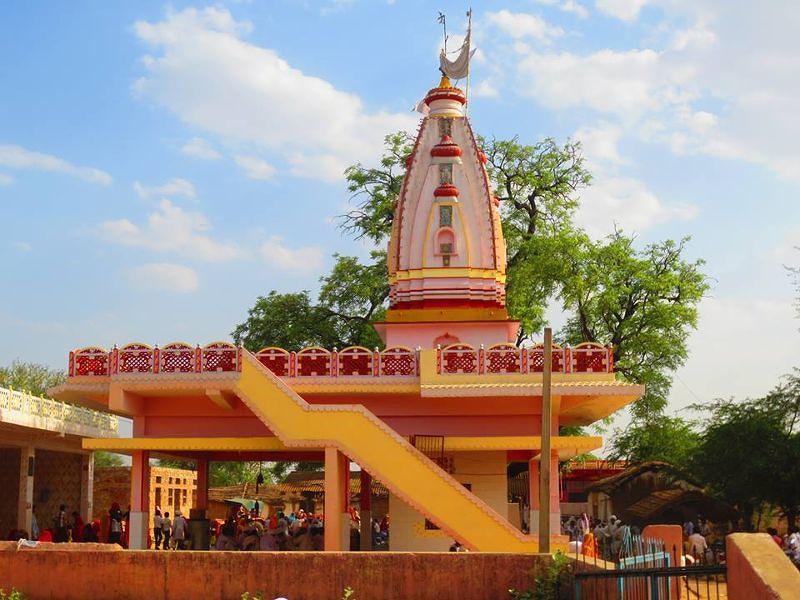 Shri 1008 Shri Bhomiya Ji Maharaj Mandir