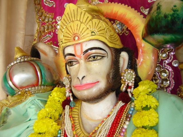 Shri Balaji Hanuman Mandir
