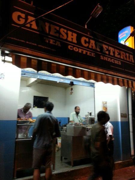 Shri Ganesh Cafeteria