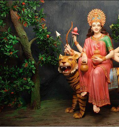 Shri Kushmanda Devi Temple