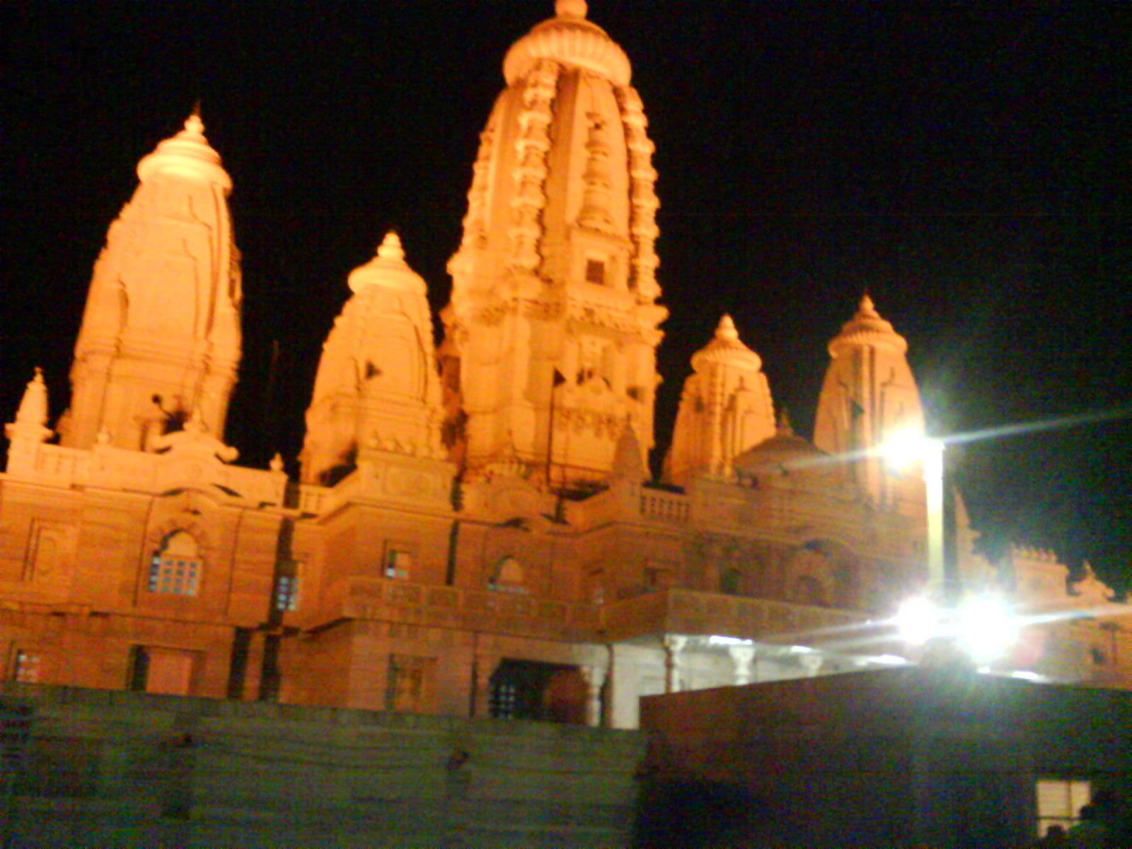Shri Radhakrishna Temple