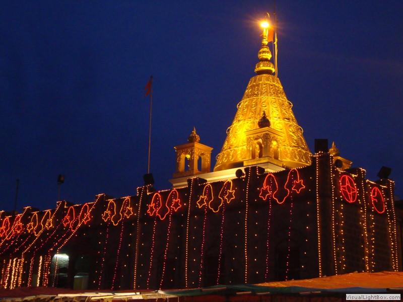 Shri Sai Baba Sansthan Complex