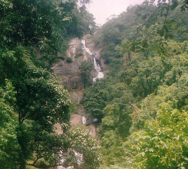 Siruvani Falls and Dam