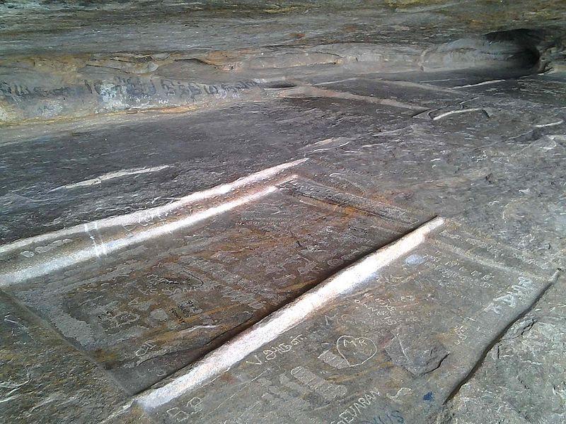 Sithannavasal Caves