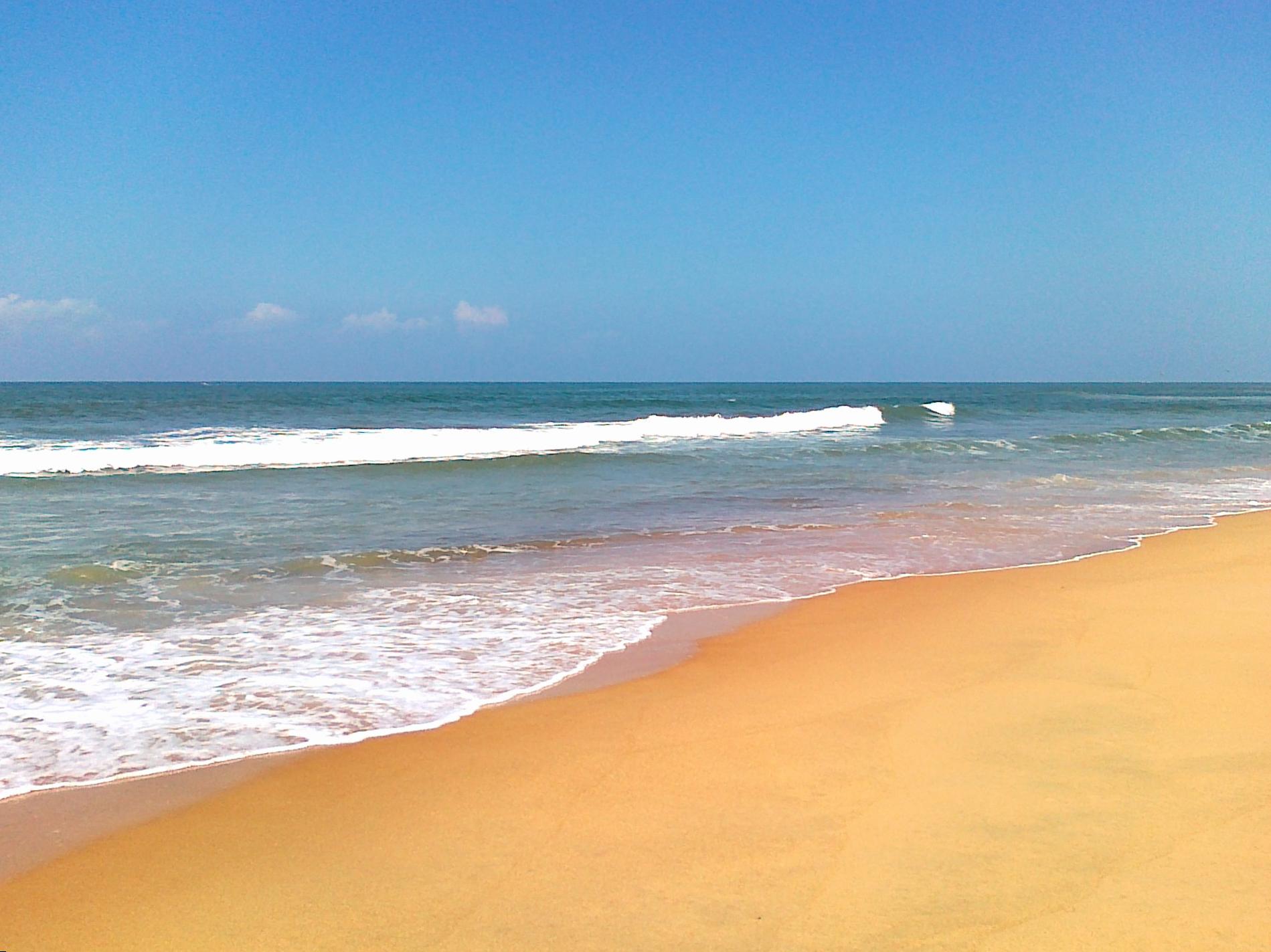 Sivrajpur Beach