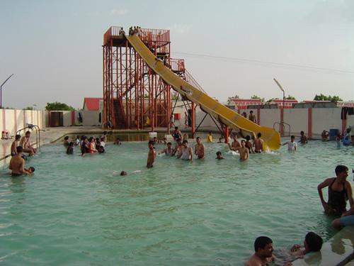 Skybird Water Park