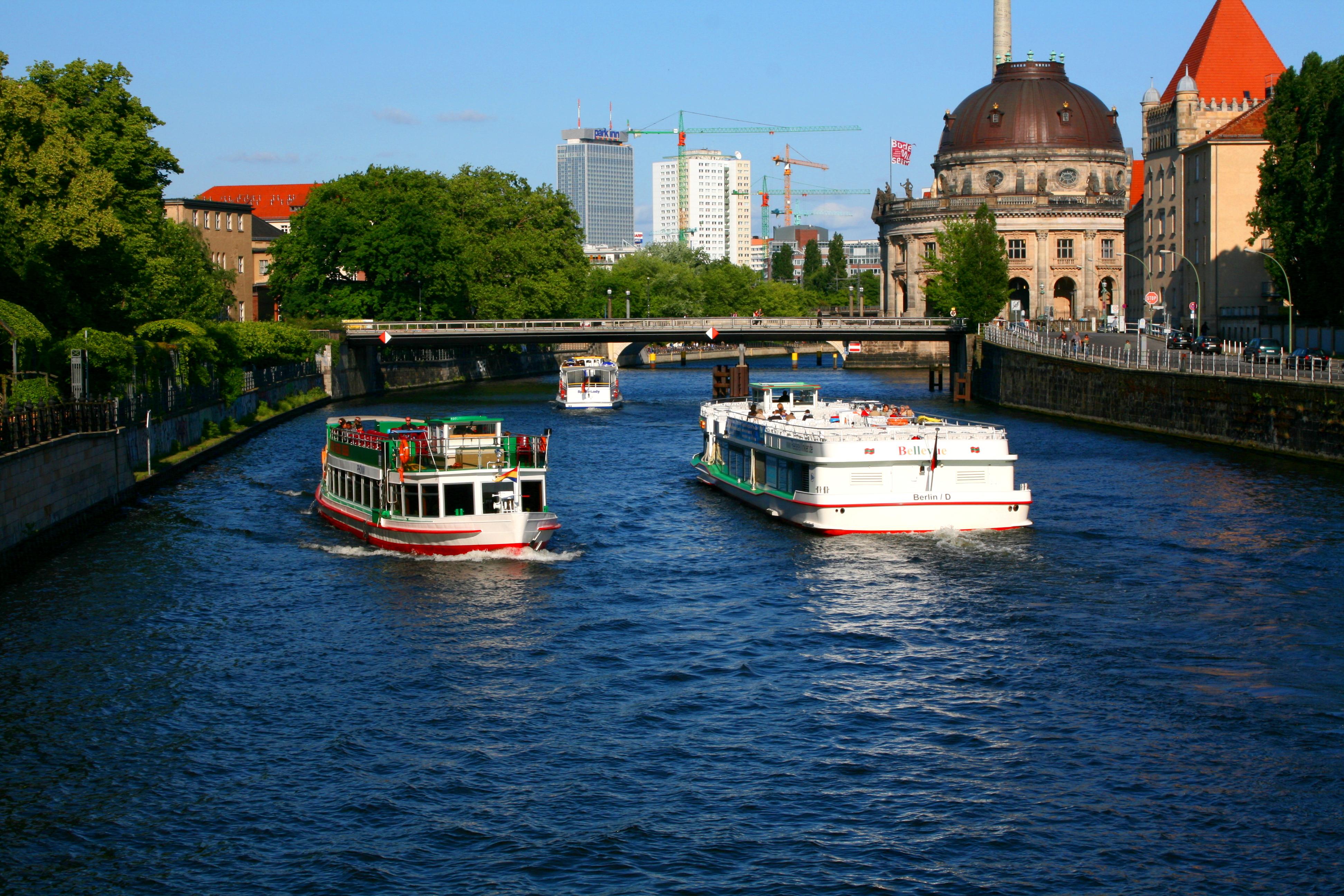 Spree River cruise