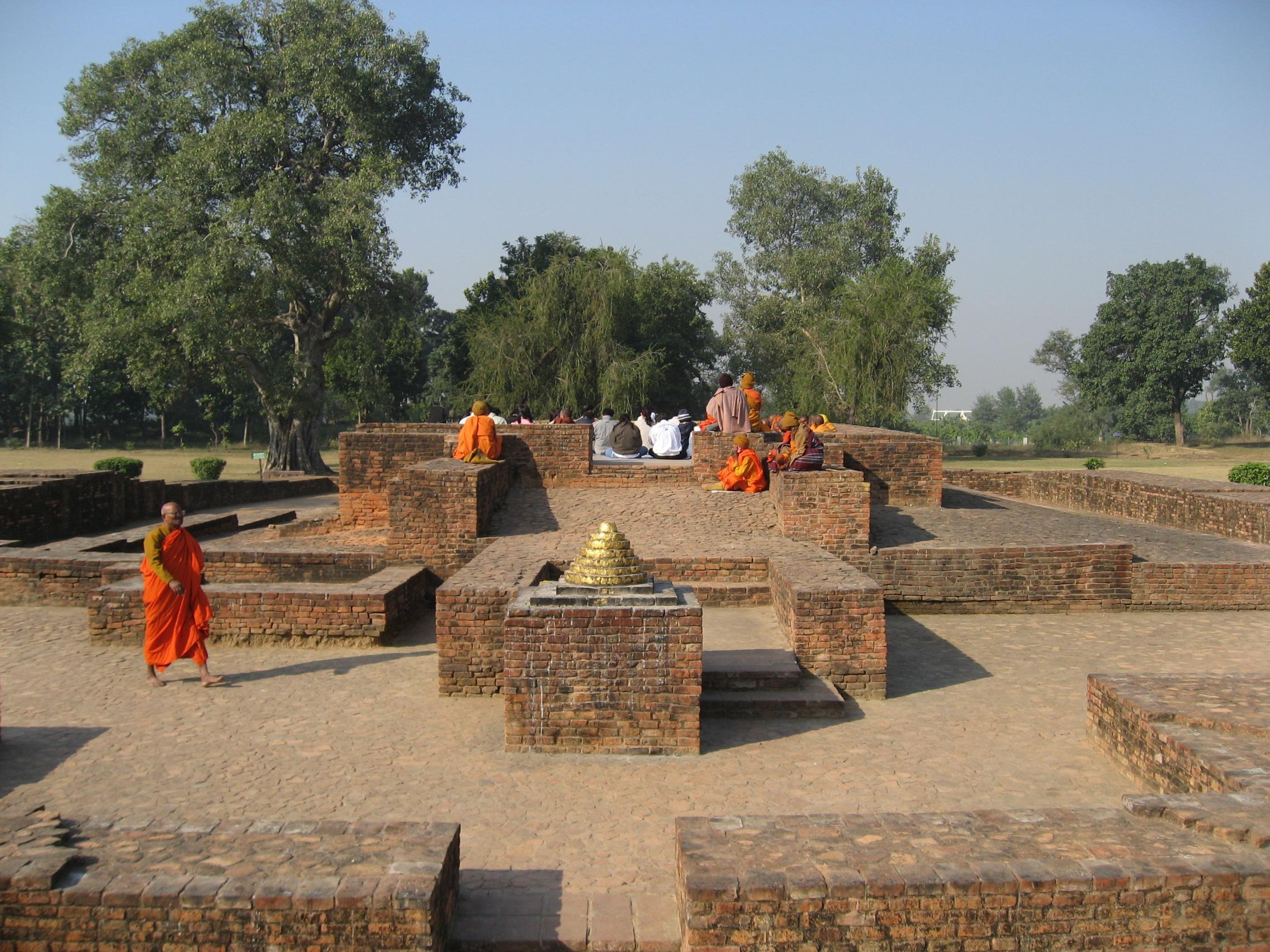 Sravasti Stupas
