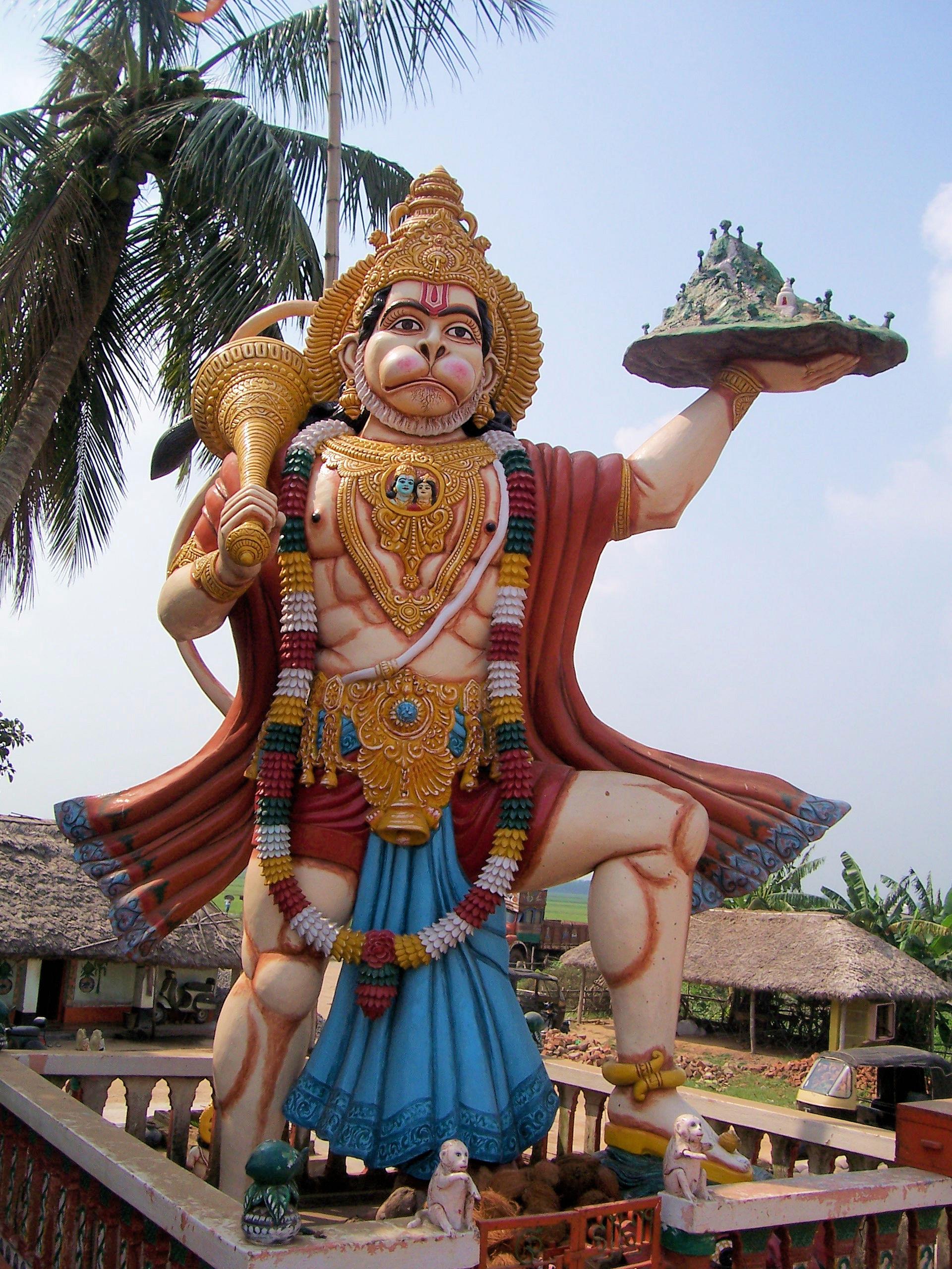 Sri Balhanuman Mandir