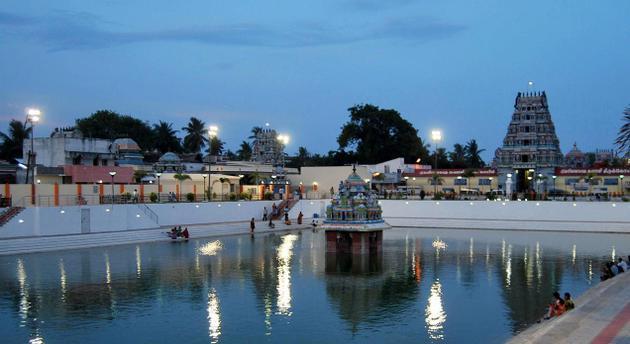 Sri Gokilambal Thirukameswarar Temple