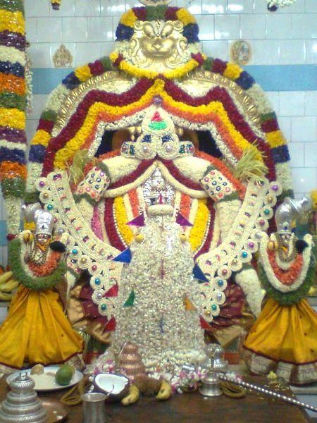 Sri Muthyalamma Devi Temple