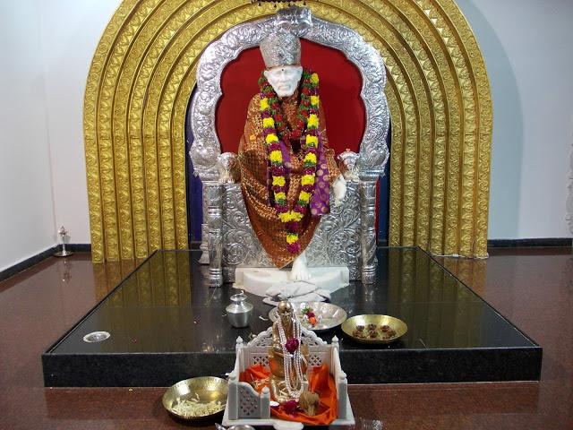 Sri Shirdi Sai Baba Dhyan Mandir