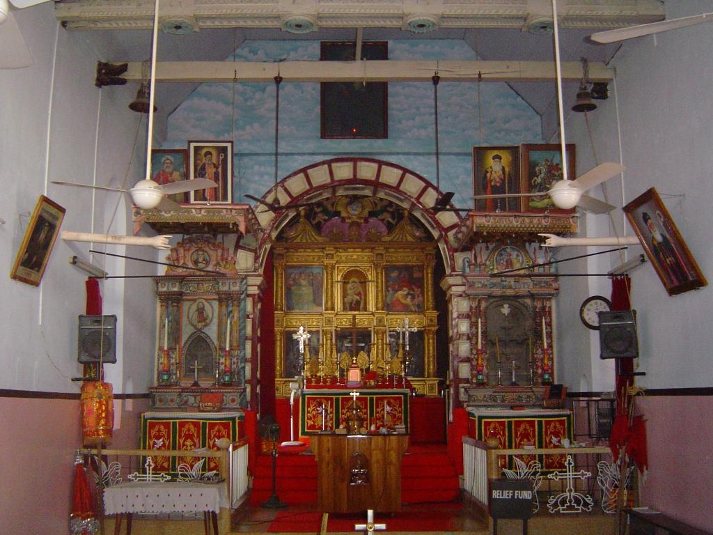 St Mary's Knanaya Church