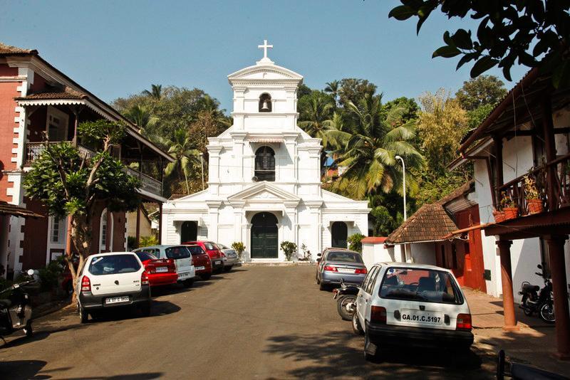 St Sebastian Chapel