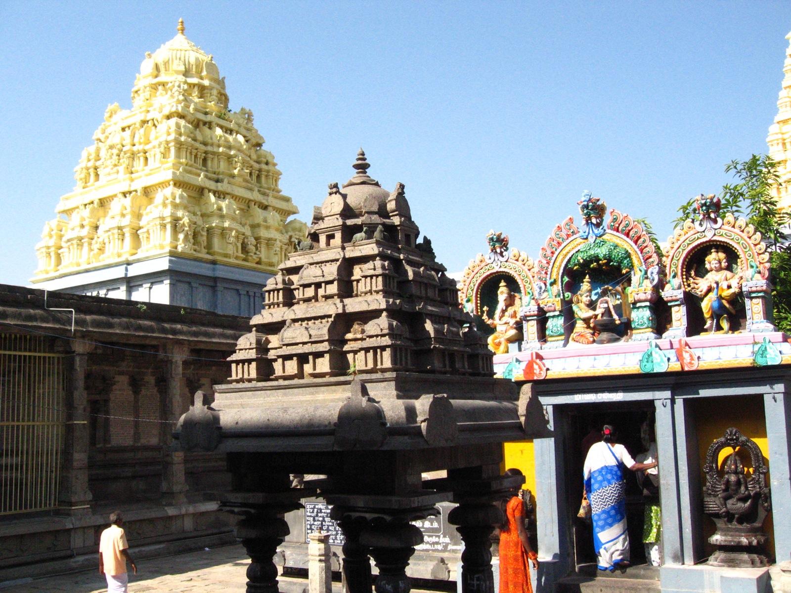 Sthalasayana Perumal Temple